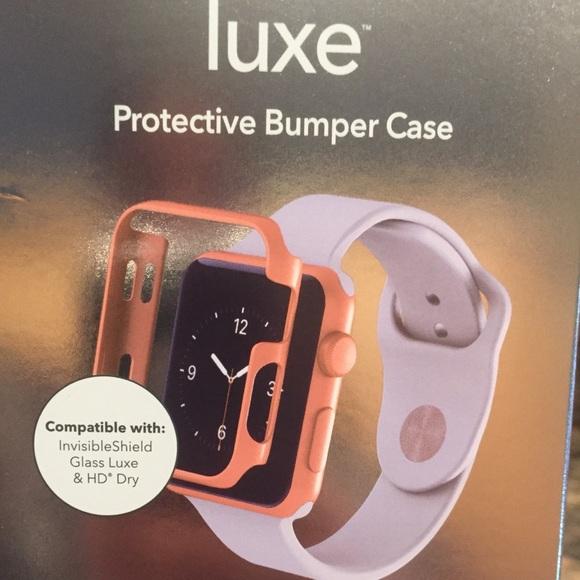 timeless design d3bb8 4c515 Apple Bumper Case 42mm Rose Gold Watch ⌚️ NWT